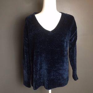 Gap Velvet Sweater